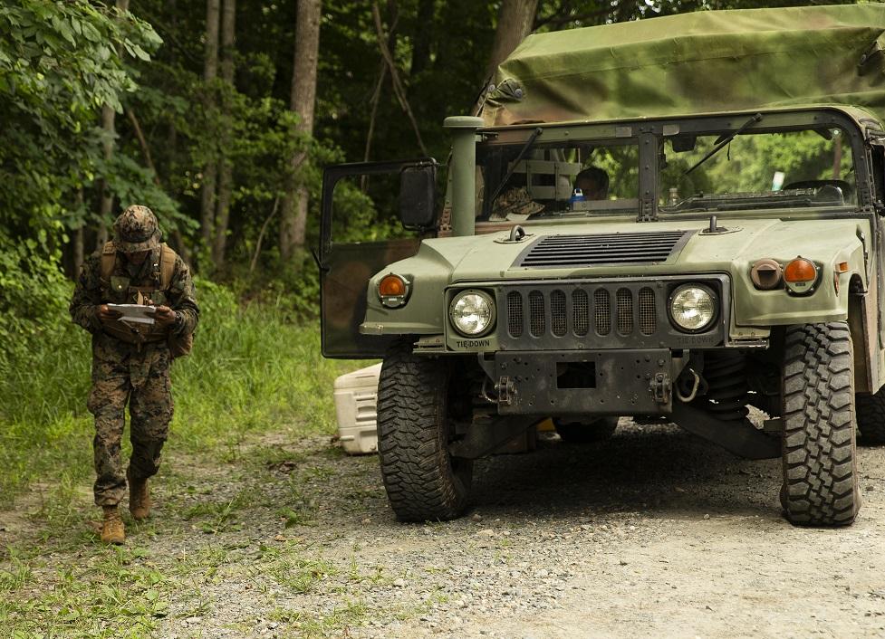 U S  Marine Corps Looks to Machine Learning to Better
