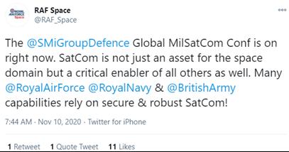 Global MilSatCom